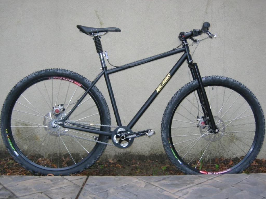 Waltworks Custom Bicycles 720327BobDang