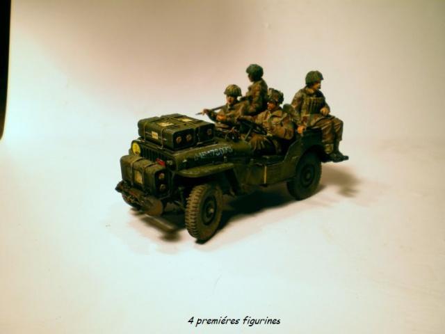 6 pdr ,jeep ,équipage airborne Bronco 1/35 (sur la route de Ouistreham) 720396IMGP0010