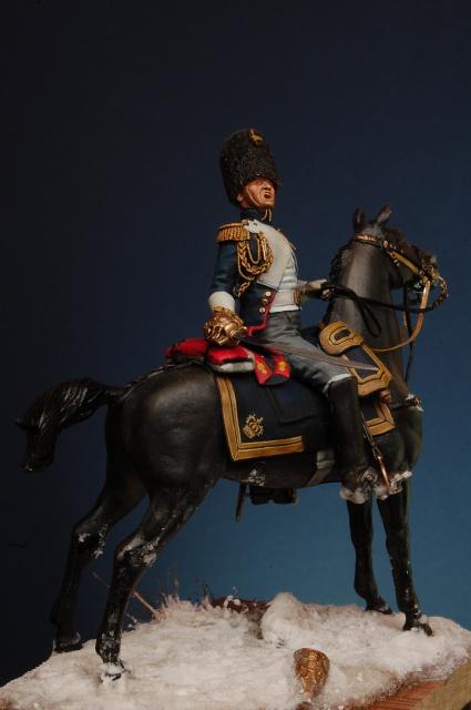grenadier a cheval de la Garde -  3x1 721017lepic120