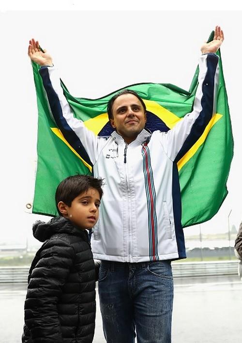 F1 GP du Brésil 2016 : Victoire Lewis Hamilton 7222672016FelipeMassa