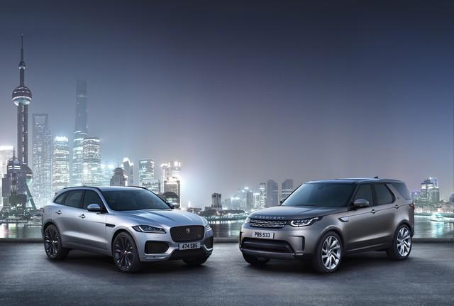 Jaguar Land Rover Élue Société De L'année 2017 723583jaguarlandroverdualbrandimage