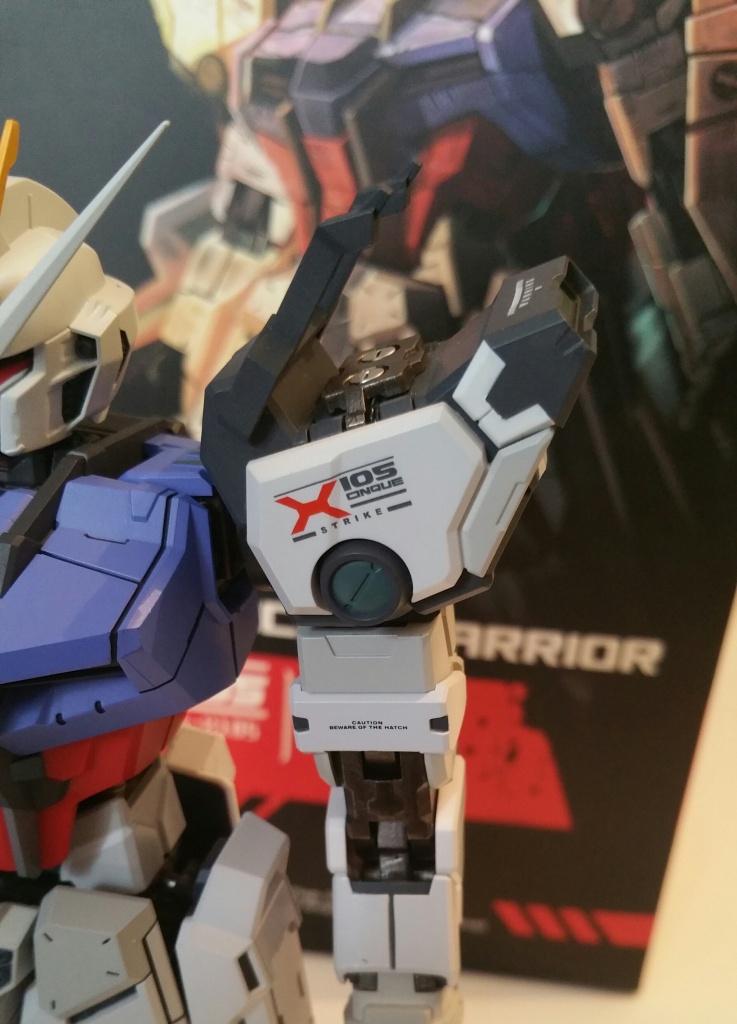 Review/Edito : Strike Gundam Metal Build 1/72 by Moshow la leçon Chinoise donnée a Bandai  725582201610061422181
