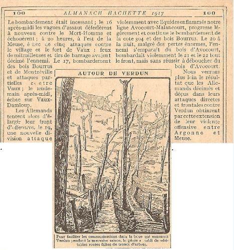 [ Histoires et histoire ] LE CENTENAIRE DE LA GRANDE GUERRE - Page 4 725847Verdun9