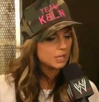 WWE Paige datant rumeurs