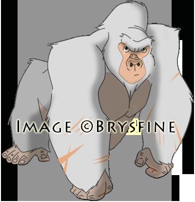 Présentation de Okuo, Un gorille sans famille [Fini] 728267Okuo