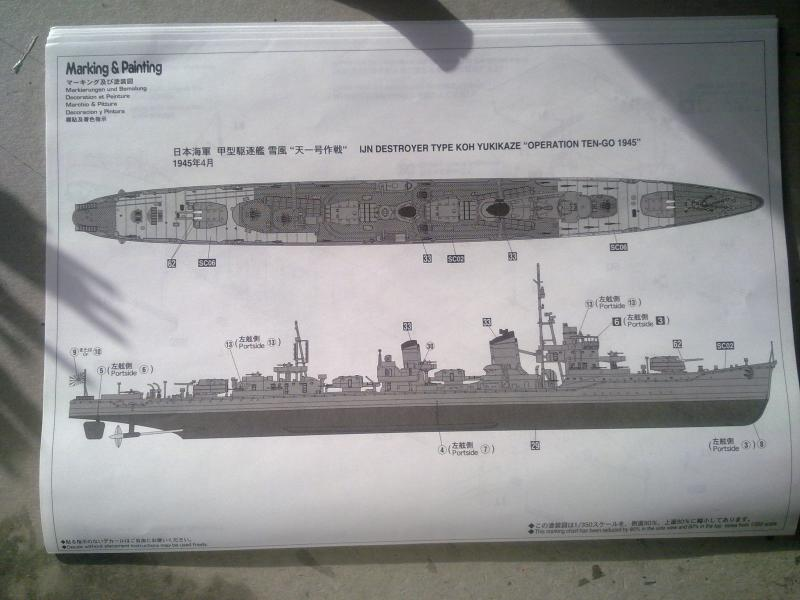 destroyer Yukikaze par Pascal 94 72887516102010853