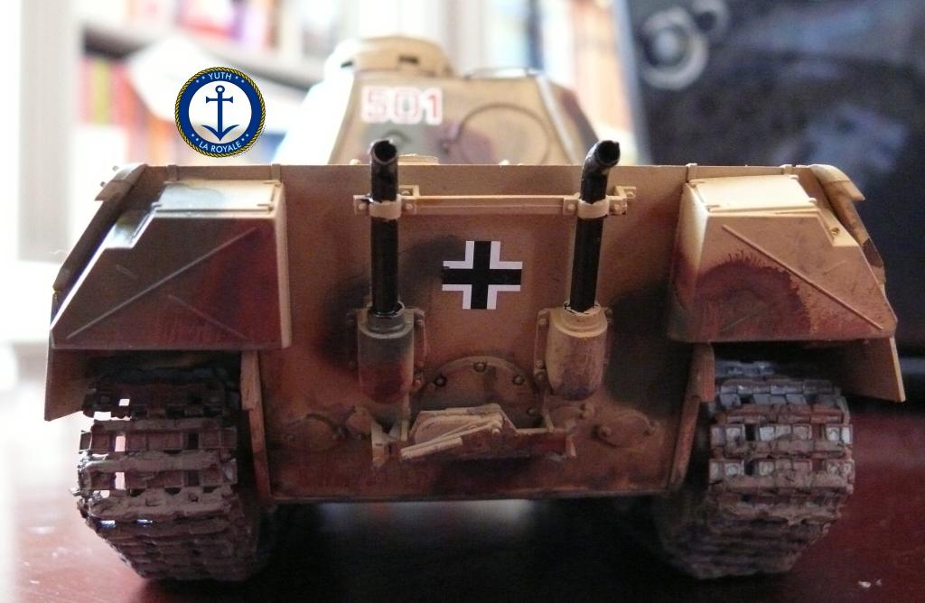 Panzerkampfwagen Panzer V Panther Ausf D. - Page 5 729429panther34