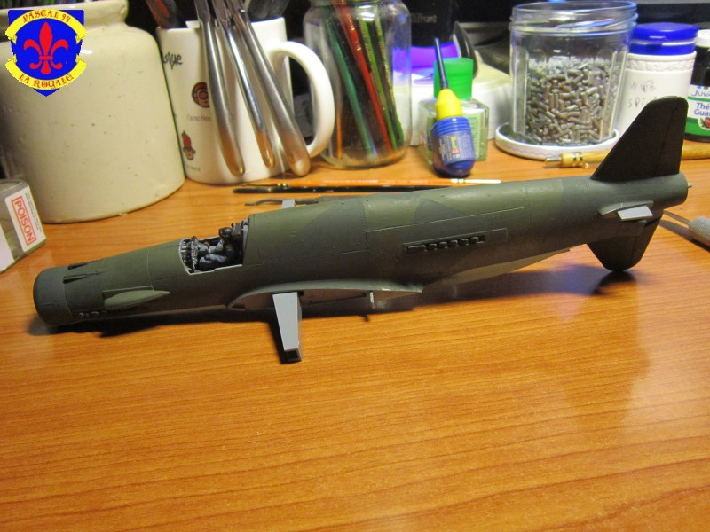Dornier 335 A PFEIL de Tamiya au 1/48 par Pascal 94 - Page 3 730496IMG40131