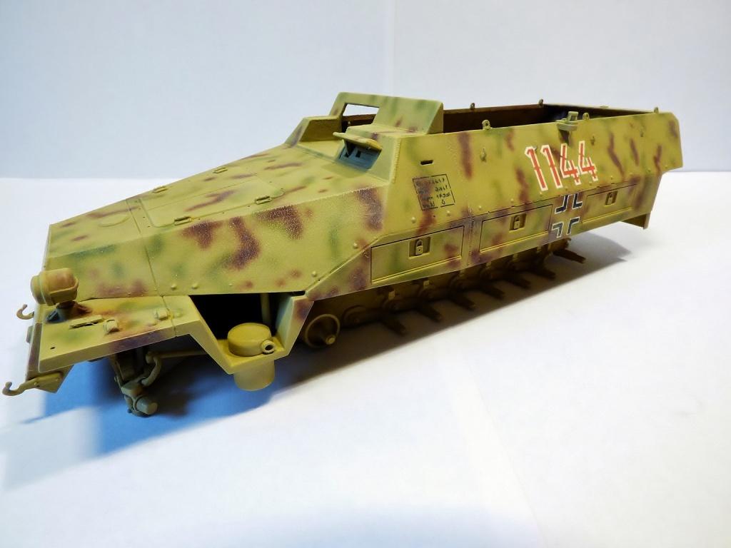 sdkfz - SdkFz 251 / 9  Tamiya / AFV 730537P1070071Copier