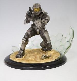 Halo 3 statues Kotobukiya 730696koto2gris