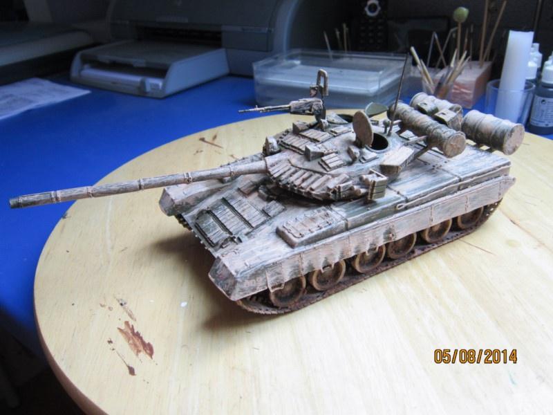 RUSSIAN T-80  [1/35° Lindberg] 730827IMG2345800x600