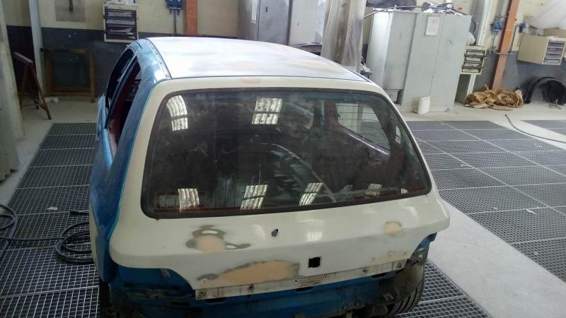 Nouvelle titine: Clio 16s 1991 731019036