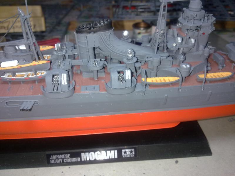 croiseur lourd Mogami au 1/350 par Pascal 94 - Tamiya  - Page 6 73144305122010971