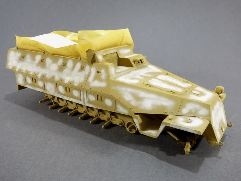 sdkfz - SdkFz 251 / 9  Tamiya / AFV 731541P1060343Copier