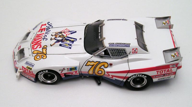 Corvette Greenwood le Mans 1976 732955009