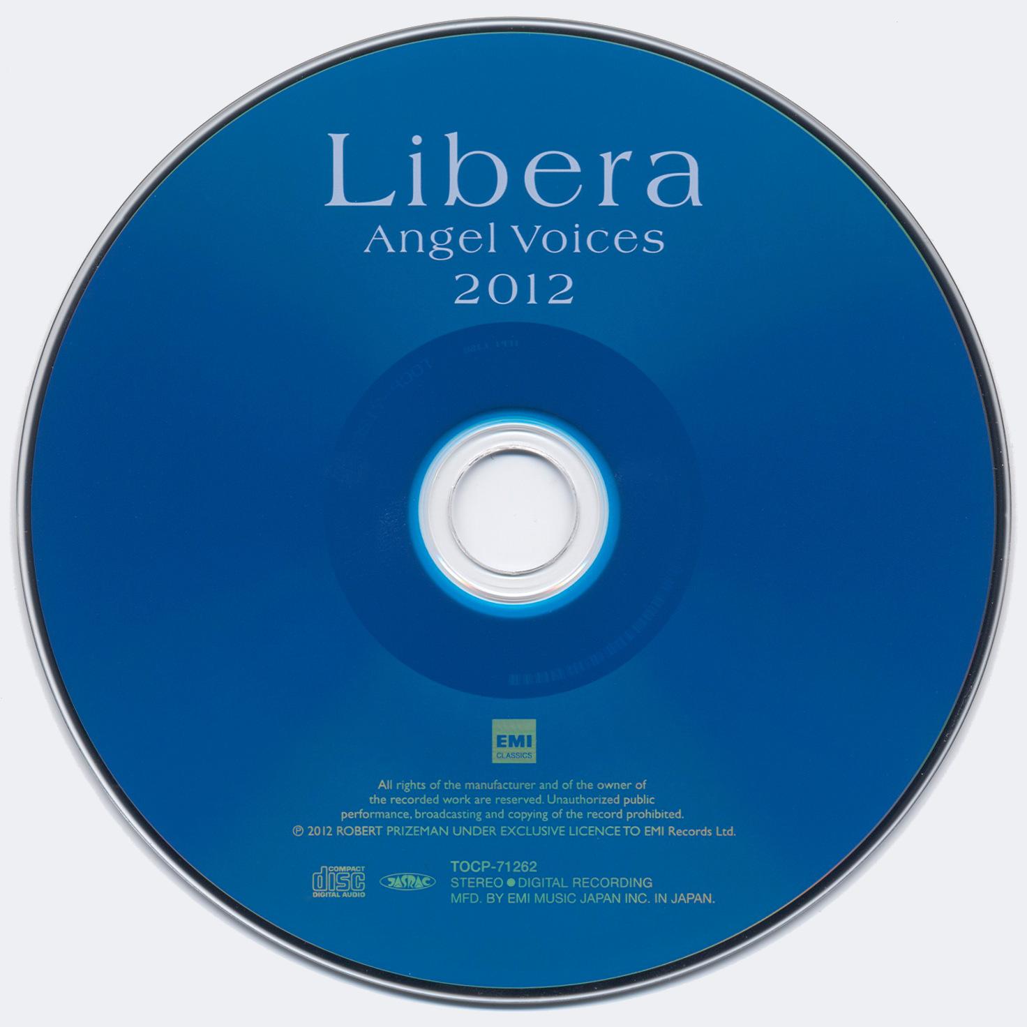 La discographie Libera 734028CDlarge