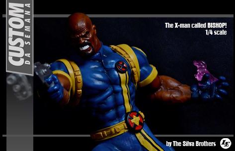 [Custom da Semana] The X-man called BISHOP!   1/4 scale - by The Silva Brothers 734423bishop
