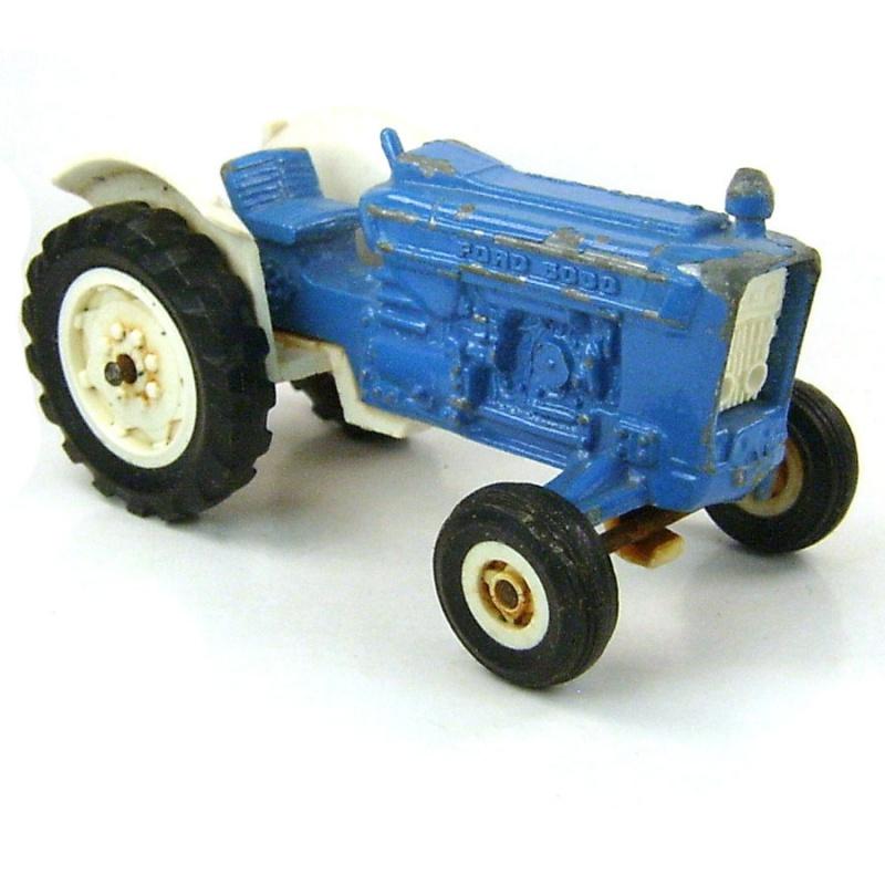 N°253 Tracteur Ford 5000 7349682741