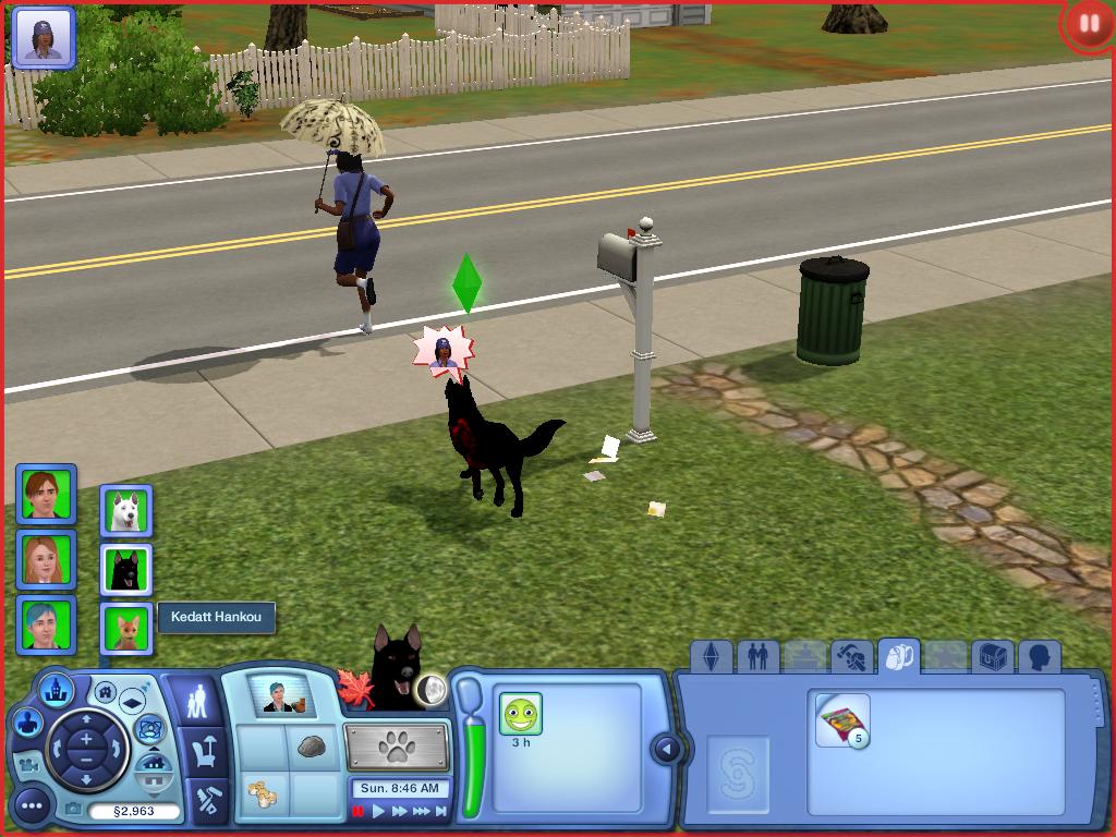 Les Sims ... Avec Kimy ! 735028Zeroquichasseencoreettoujourslefacteur