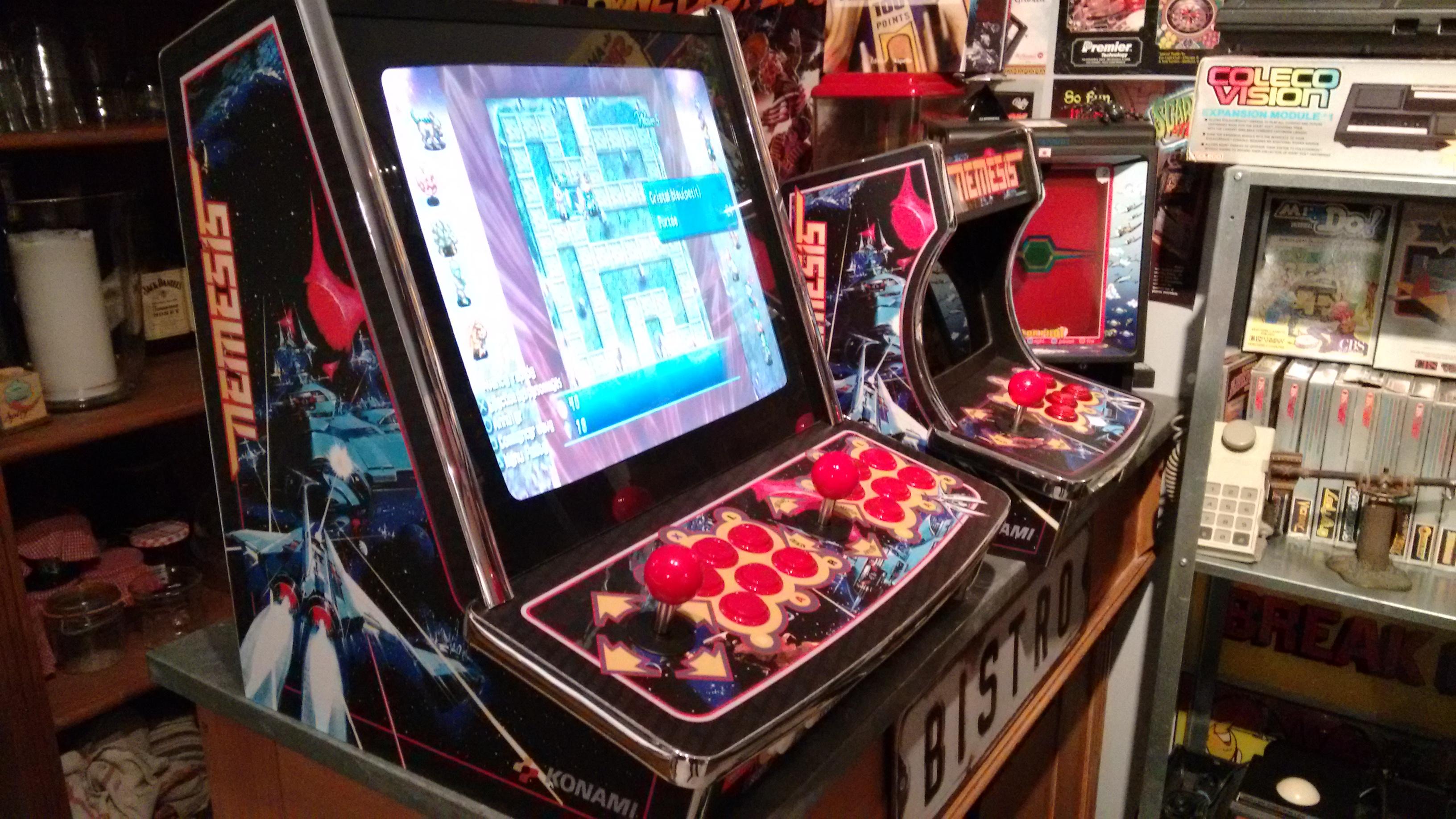 mini bornes arcade rasp 3 - nouveaux modeles 735040IMG20171114191132742