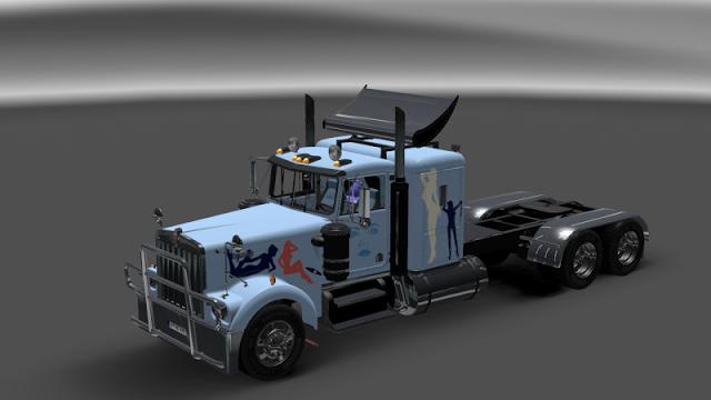 Amazing Euro Truck Shop Simulation - Portail 736122ets2031