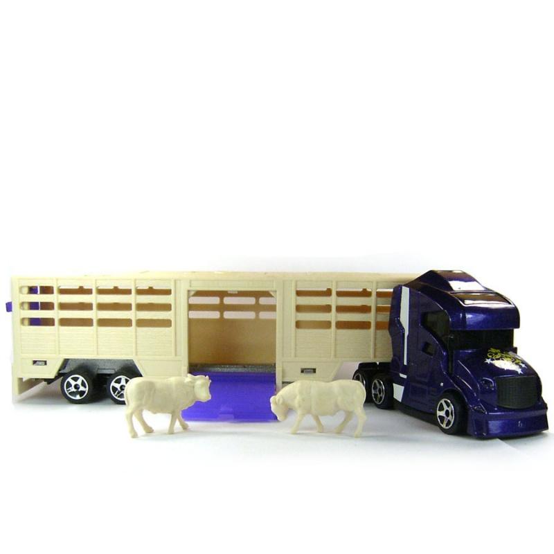 N°604B Camion futuriste + bétaillère 737247461