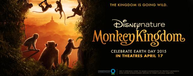 [Disneynature] Au Royaume des Singes (2015) 737516mk1