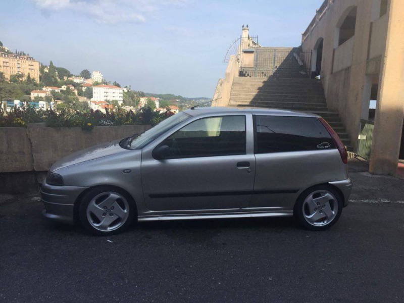 Punto Mk1 GT turbo Abarth (phase 3) Restauration by Roolette' 73756917909463102127425755828531932904520n