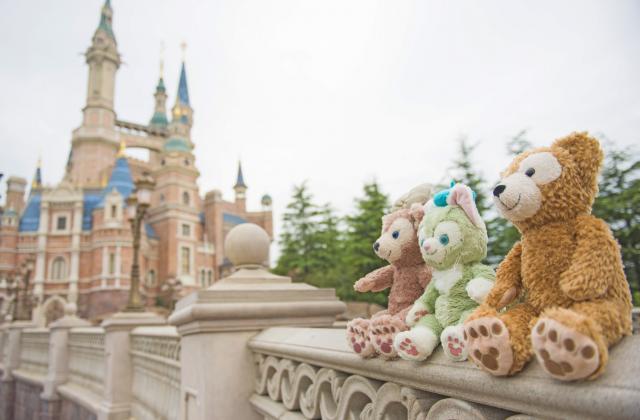 Shanghai Disneyland (2016) - Le Parc en général - Page 38 738122w961