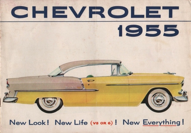 Antique Cars Adverts Revised 73815310551955chevroletb01lowres