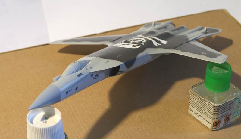 F-47 Bobcat hobbyboss 1/72 FINI - Page 2 740177su4712