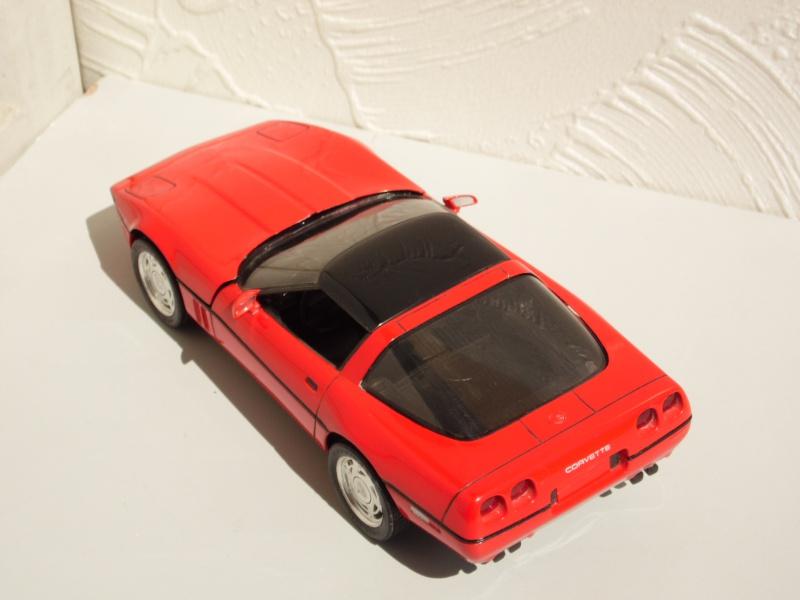 Chevrolet Corvette's C4. 740257SAM5001
