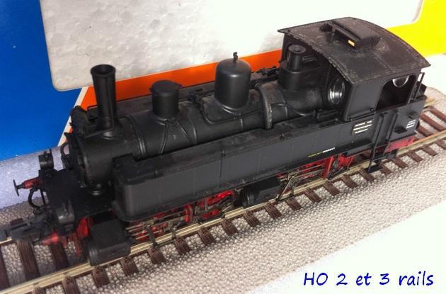 Les locomotives à vapeur articulées 740285Roco43282BR987malletR