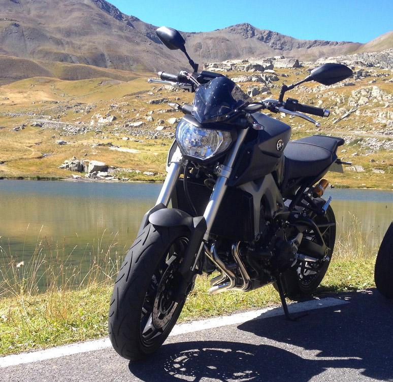 Photos de toutes les Yamaha MT-09 du forum ! :) 740983YGiogio