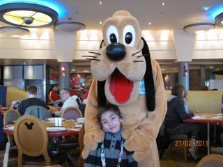 [Disneyland Paris] Découverte et enchantements d'une first timer (25-27 février) - Page 7 742043CafMickey711