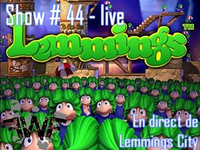 Show #45 - Lemmings City 742469DS116