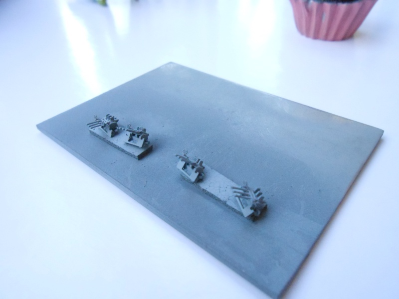 NAGATO Hasegawa 1/350- PE- Ponts en bois 743647DSCN6463