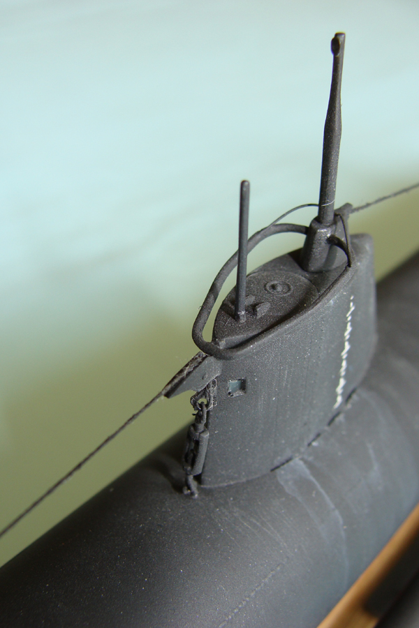 Ko-Hyoteki / Sous-marin de poche Type A - Fine Molds - 1/72ème - Page 2 744591DSC04353bis