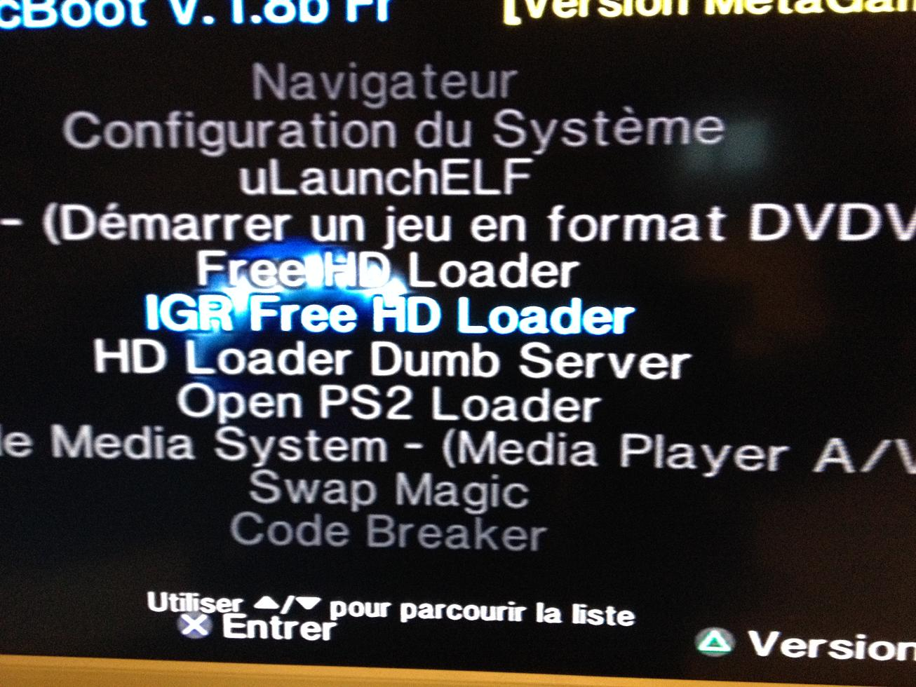 Vds] Lot PS2 fat HDD/freemcboot (vendu)