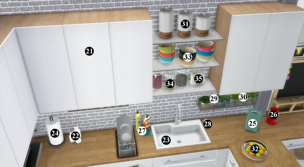 Appartement scandinave (let's build et téléchargement) 7459167en1024avecnumros