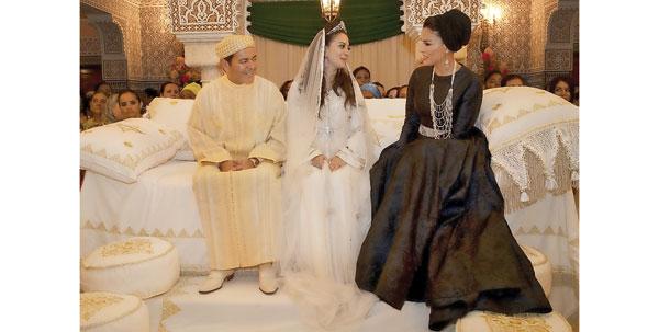 صور من زفاف الأمير مولاي رشيد 74641122874579