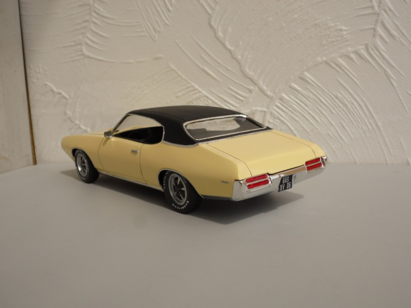 Pontiac GTO 69. 747054SAM3899