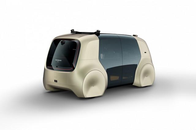 Mobilité individuelle redéfinie : conduite autonome à l'aide d'un bouton  747326hddb2017al00183large