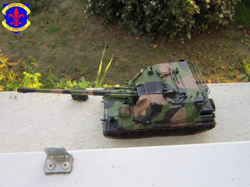 AMX 30 AUF1 au 1/35 d'Heller par Pascal 94 - Page 6 747343IMG35471