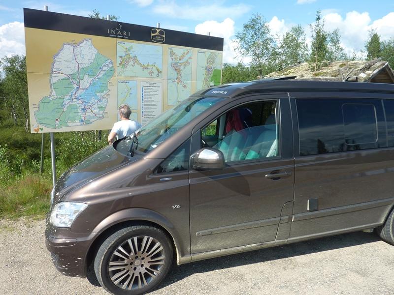 GRAND TOUR DE LA SCANDINAVIE EN 60 JOURS ET 12000 KMS FINLANDE 749060P1130161