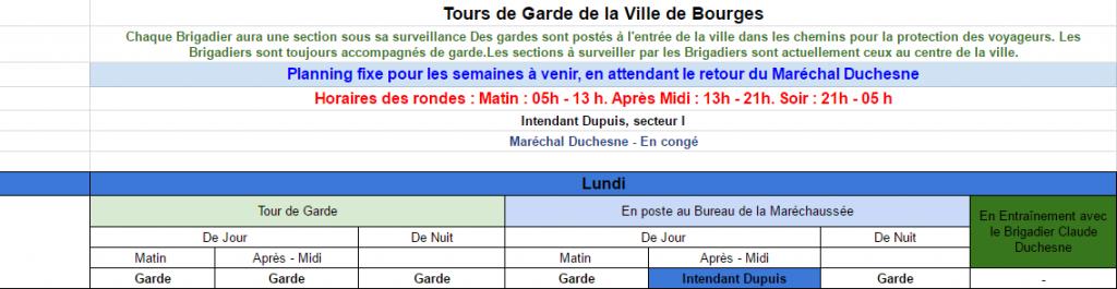 Re: [RP] Plannings des Tours de Gardes de la Ville de Bourges 749620GArdeBourges1