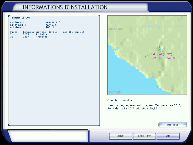 Une sortie en Learjet 45 le vendredi 1er mars 749816LFOO