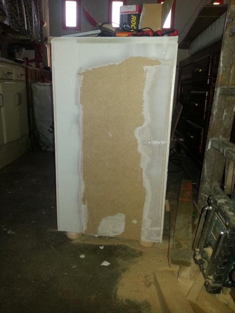 Construction d'un meuble en Chevrons de 8x8 pour bac 200cm 752733IMG20131209152251