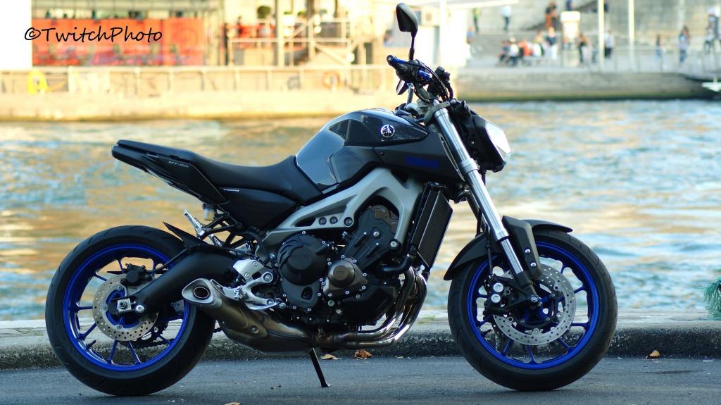 Photos de toutes les Yamaha MT-09 du forum ! :) 753190Ydemoniaka