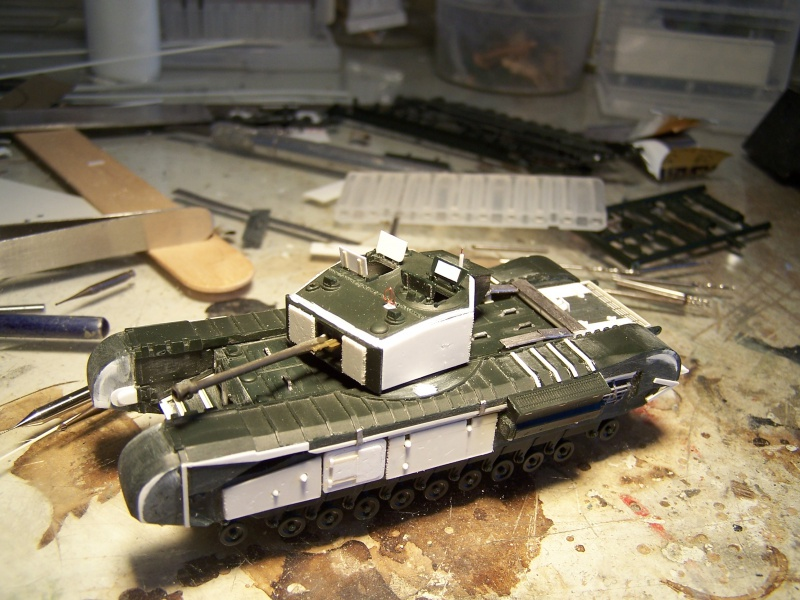 Churchill mk3* Normandie 44 7536431005945